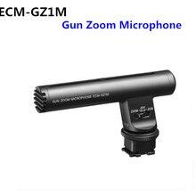 Sony ECM-GZ1M пистолет зум микрофон для sony AX45 AX60 AX700 AX100E CX900E RX10 A6000 A6300 A6500 A7R A7RM3 A7M2 A7M3 A7SM2