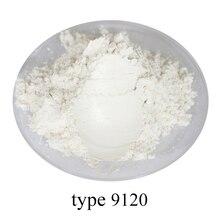 Тип 9120 пигмент жемчужная пудра Экологичные натуральные минеральная пудра MICA порошок DIY краситель, использовать для мыла автомобильной художественных ремесел, 50 г