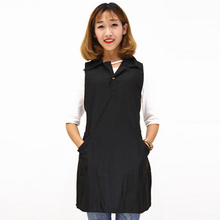 Hot Sale Hair Cutting Salon Apron Hairdressing Cape for Barb