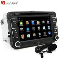Junsun 7 2 Din Car DVD Radio Player Android 6 0 With GPS Navigator 1024 600