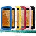 Caso S6 Borda à prova d' água Ao Ar Livre à prova de Água Durável Underwater Caso Ultra-Resistente Para Samsung Galaxy S6 Borda Caixa Do Telefone