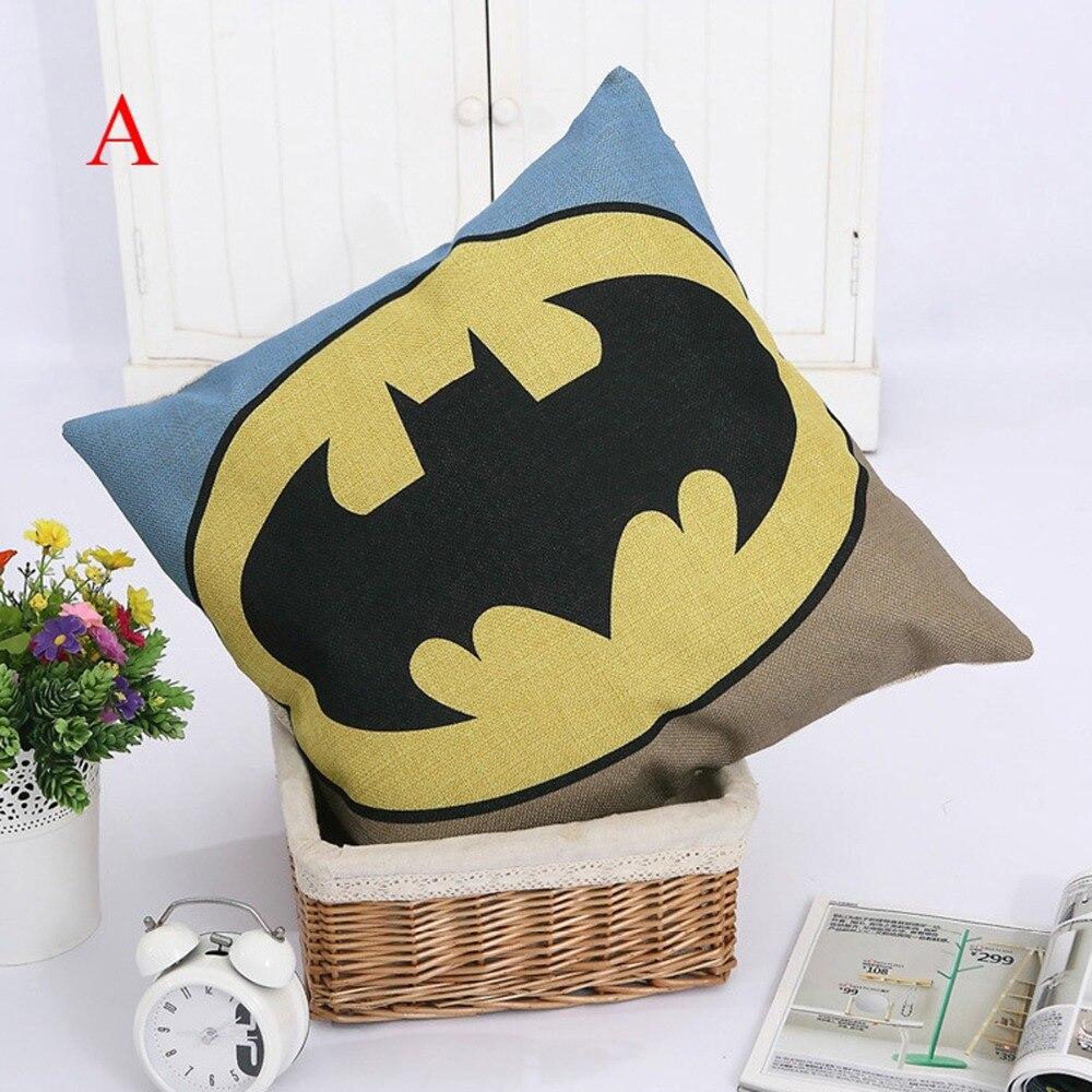 ヾ(^▽^)ノNew arrival Zakka 1Pcs Super hero household sofa cotton ...