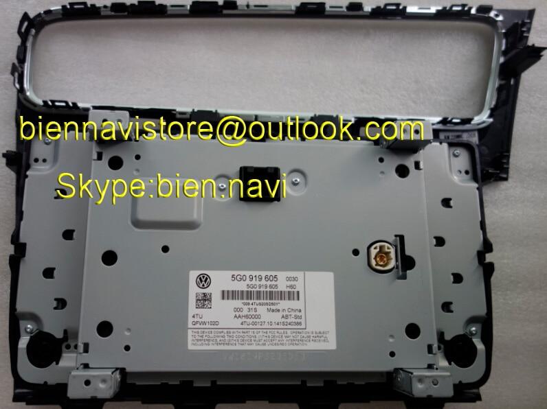 5G0 919 605 FOR VW MIB GOLF