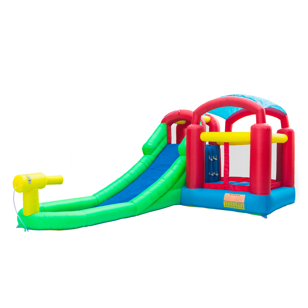 Family Inflatable Bouncy Castle Combo Water Slide Pool Inflatable Bouncer For Kids Jumping Castle US Warehouse Direct ShipmentFamily Inflatable Bouncy Castle Combo Water Slide Pool Inflatable Bouncer For Kids Jumping Castle US Warehouse Direct Shipment