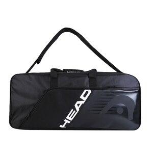 HEAD Badminton Bag Portable Single Shoulder Tennis Bags For Men Women Squash Racket Multi-functional Outdoor Sports Accessories