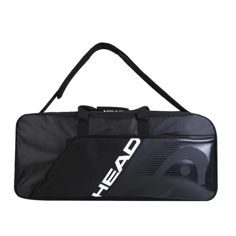 HEAD Badminton Bag Portable Single Shoulder Tennis Bags For Men Women Squash Racket Multi-functional Outdoor Sports Accessories