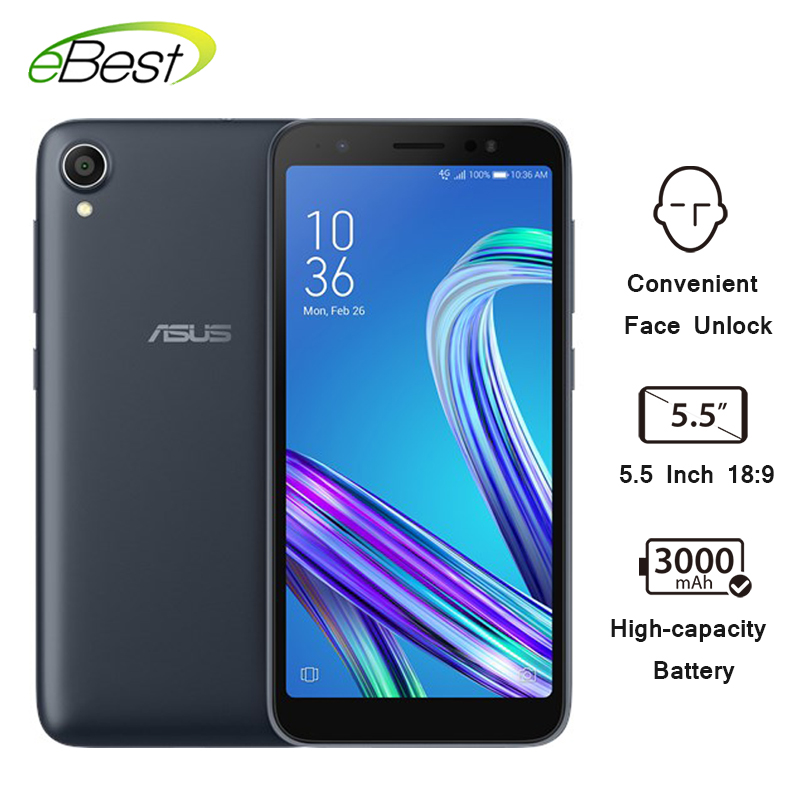 Asus Snapdragon 425 Zenfone Live 16GB WCDMA/LTE/GSM Quad Core Fingerprint Recognition title=