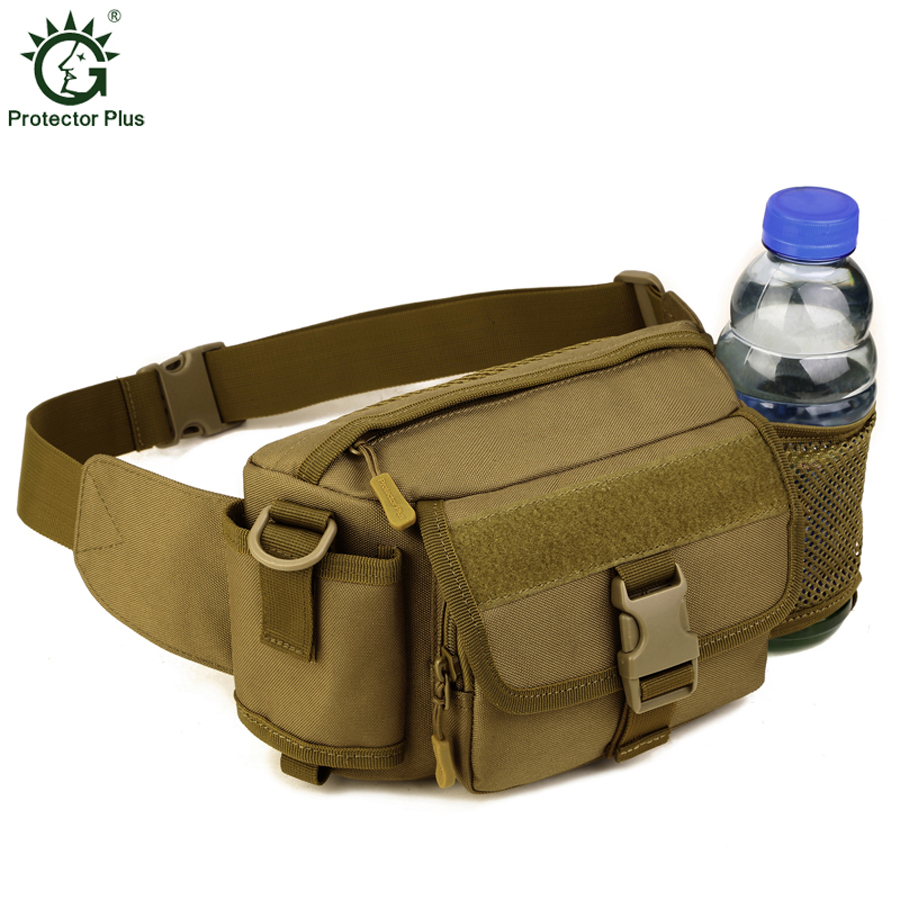 New Outdoor Military Tactical MOLLE Assault  Waist Bag Professional Sport Backpack Travel Camping Hiking Shoulder Bags famous brand 40l outdoor sports military molle tactical travel backpack bags for walking and hiking camping backpacks bag