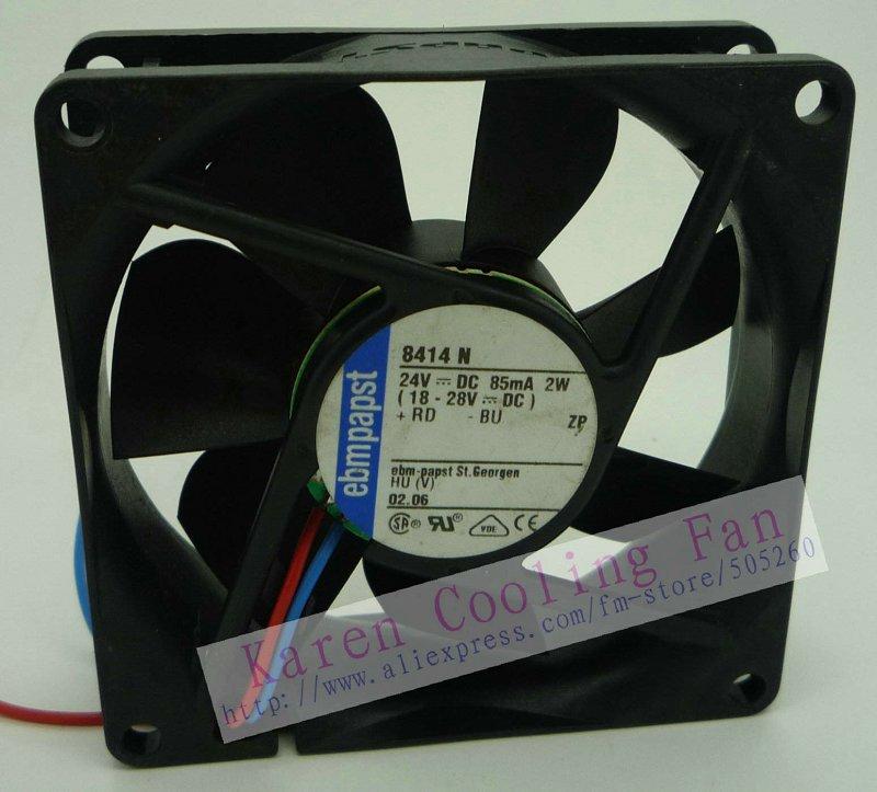 8025 24V 2.0w 8414N Cooling Fan 80*80*25mm