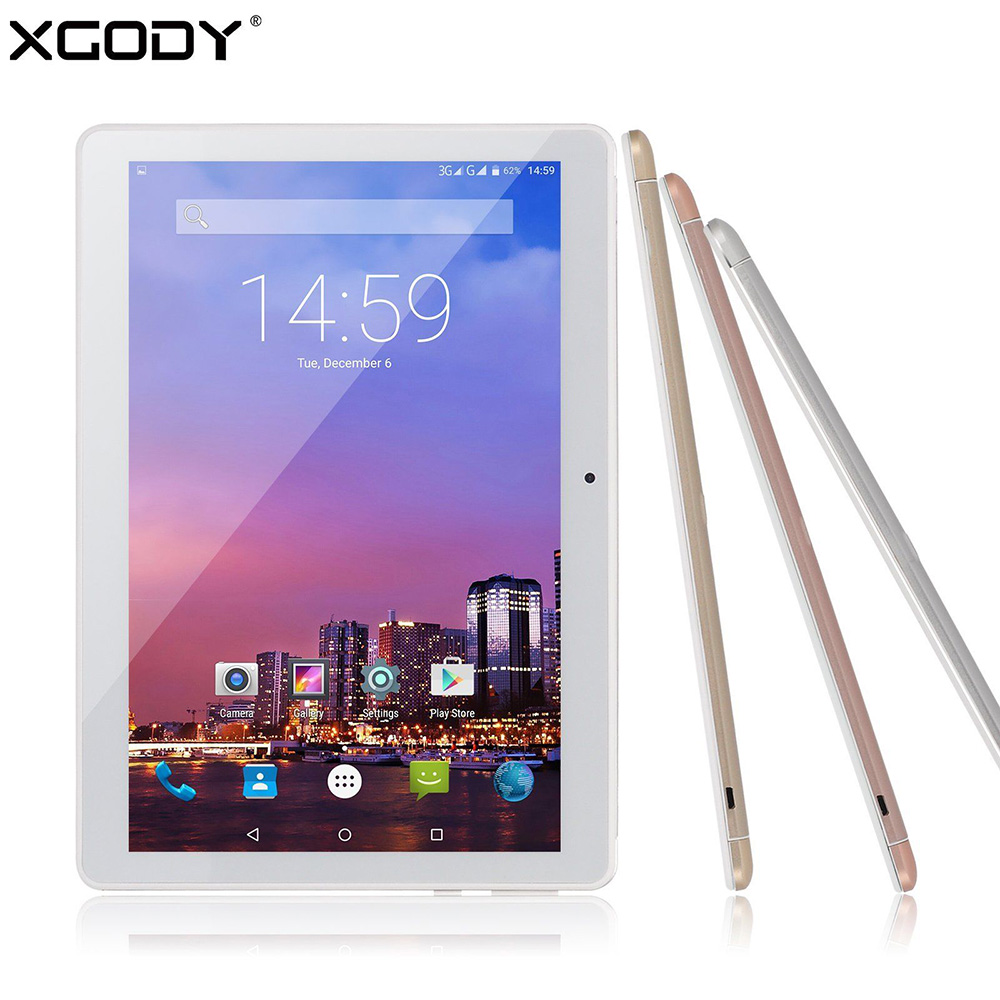 XGODY K109 4G Tablet PC Octa Core Android 5 1 2GB RAM 32GB ROM 1080P HD