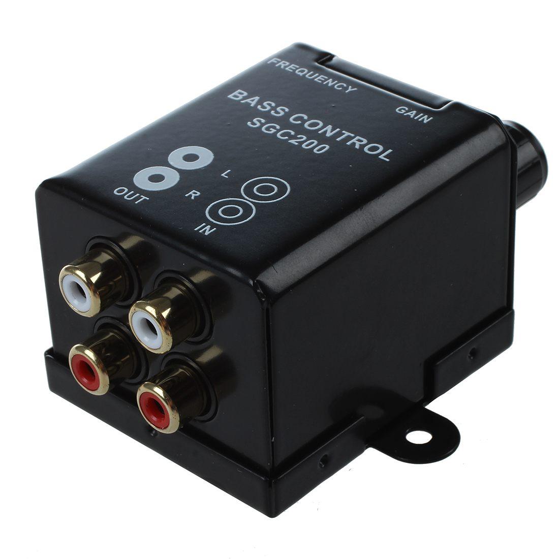 Auto Mini Amplifier 4 Channel Power Amplifier Car Home Hi-Fi Stereo Aud