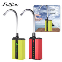 Fulljion Fishing Hand Washers Water Intake Suction Device Water Absorber Automatic Pumping Charge Fishing Equipment Tool