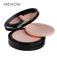 Menow Brand Smooth Oil Control Contour Palette Mineral Pressed Powder Concealer Cream Face Base Foundation Makeup