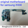 Desbloqueado motherboard mainboard & bom trabalho frete grátis europa versão original para samsung s3 i9300 motherboard com chips