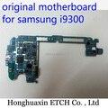 Desbloqueado versión europa mainboard y buen envío libre de trabajo placa base placa base original para samsung s3 i9300 con chips