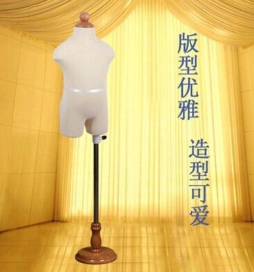 5-6 Year Children Mannequin Body For Clothes,maniquis Para Ropa, Manikin Kid Dresses Display+Round Base M00043