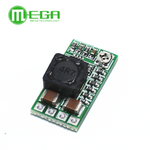50pcs Mini DC DC 12 24V To 5V 3A Step Down Power Supply Module Buck Converter Adjustable Efficiency 97.5%