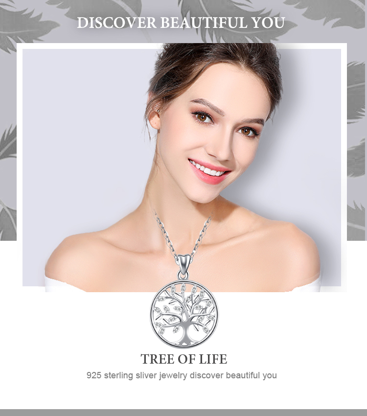 acheter Collier arbre de vie argent cadeau pour femme | oko oko