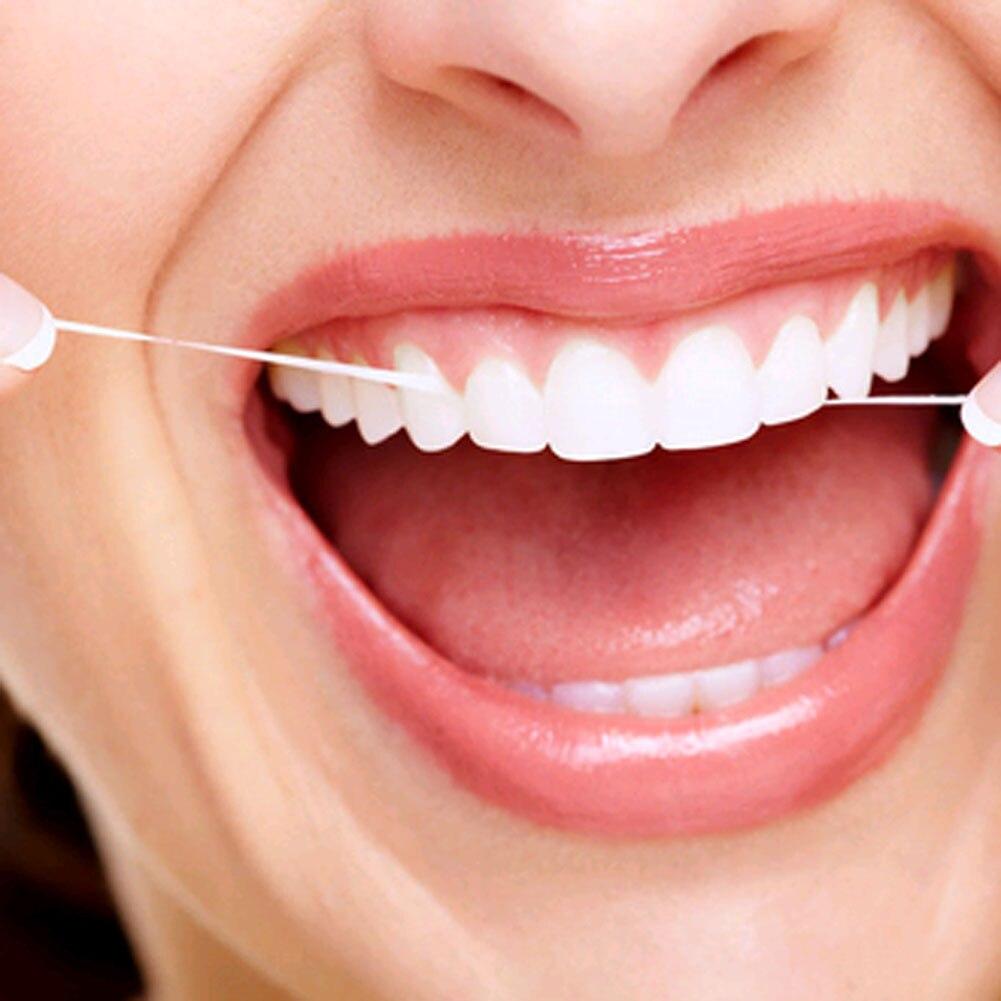 Schönheit & Gesundheit Sinnvoll 15 Mt Zahnseide Für Zähne Reinigung Oral Care Kit Zahnpflege Mint Duft Bewegliche Zähne Keychain Reich Und PräChtig