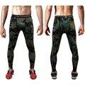 Los nuevos Mens de Camuflaje Ropa Militar de Camo Joggers Basculador Pantalones Marca de Compresión Medias de La Manera Pantalones de Chándal de Los Hombres