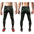 New Mens Camouflage Compression Jogger Pants Brand Clothing Military Camo Joggers Fashion Tights Trousers Sweatpants Men