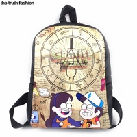 Lovely Gravity Falls Baby Backpack Fairy Tail Girls Shool Bags Kids Plush Backpack Mini Bags For
