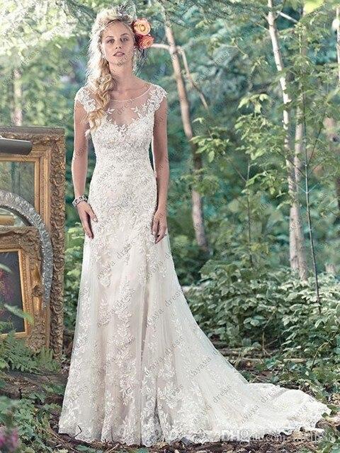 Aliexpress com vestidos de novia