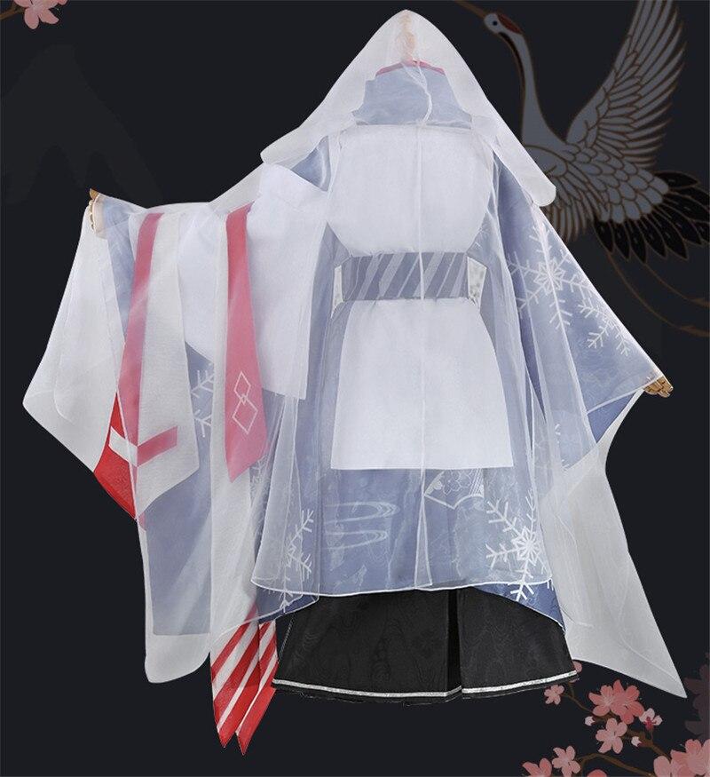 Горячее предложение! Платье маленького героя Todoroki Shoto, цветочное праздничное кимоно, вечерние платья на Хэллоуин, костюмы на Хэллоуин для же... - 3