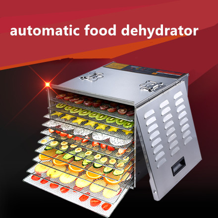 18 free shipping stainless steel fruit drying direr food dryer dehydrator machine electric fruit and vegetable dryer fast food leisure fast food equipment stainless steel gas fryer 3l spanish churro maker machine