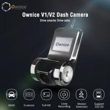 Ownice V1 V2 ADAS LDWS Car DVR Full HD 1080 P Dell'automobile del Registratore per Auto Lettore DVD Navi Connessione USB vista attraverso la Radio di controllo