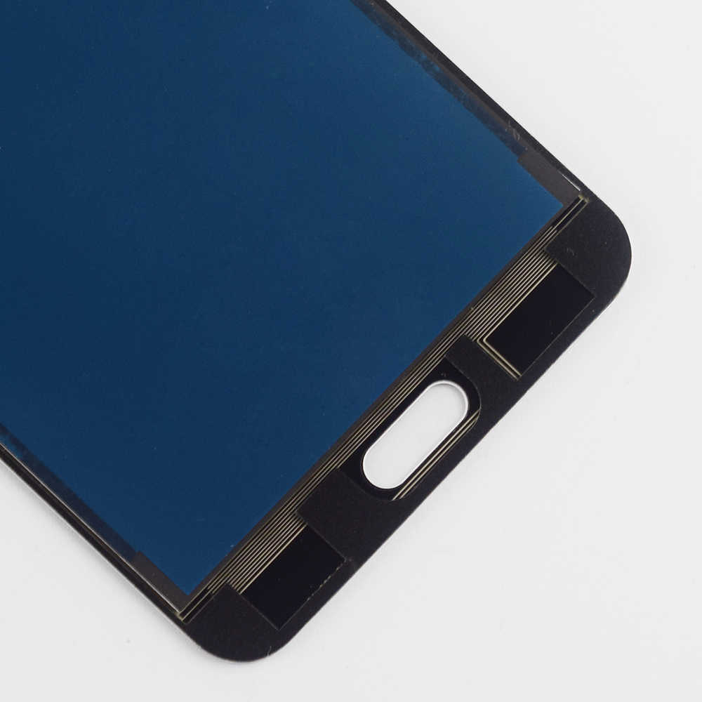 LCD สำหรับ Samsung Galaxy J7 2016 หน้าจอ LCD J710 J710F J710M J710H J710FN จอแสดงผล LCD Touch Screen Digitizer Assembly