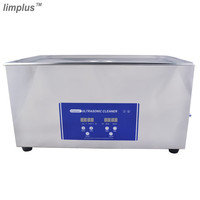 Benchtop 22L Ultrasonic Cleaner Ultrasound Cleaner Aerospace Automotive Components Precision Cleaning 40kHz