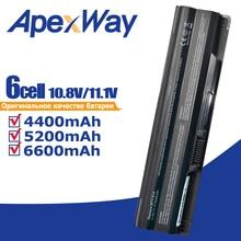 Batería de 4400mAh para MSI BTY S14 BTY S15, CR650, CX650, FR400, FR600, FR610, FR620, FR700, FX400, FX420, FX600, FX603, FX610, GE70, GE60, GE620