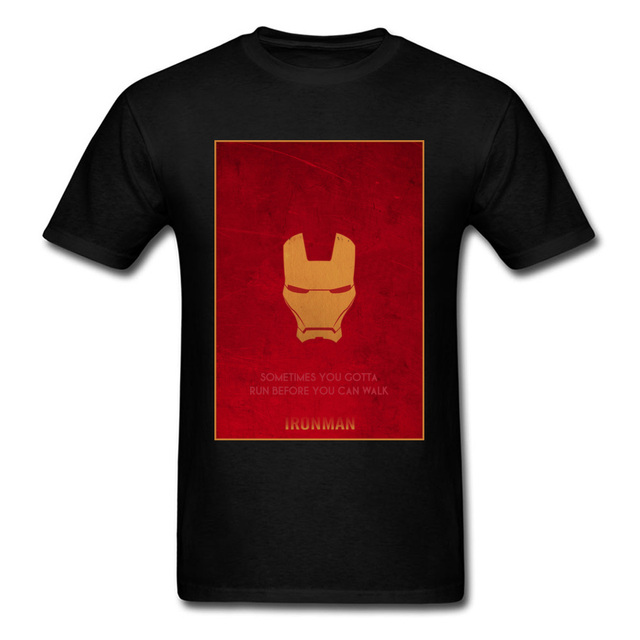 Avengers Infinity War T Shirt Men Tshirt Captain America Ironman Spiderman Superman Thanos Gauntlet T-shirt Cotton Clothing