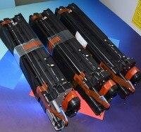 3 Unidade do Tambor de Imagem de Cor + Desenvolvimento Unidade Para Konica Minolta Bizhub C452 C552 C652 C652ds IU612 CMY|Peças de impressora| |  -