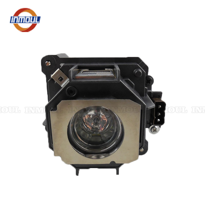 Replacement Projector Lamp ELPLP46 / V13H010L46 for EPSON EB-G5200 / EB-G5350 / EB-500KG / EB-G5350NL / EB-G5250WNL ETC free shipping new projector lamps bulbs elplp55 v13h010l55 for epson eb w8d eb dm30 etc