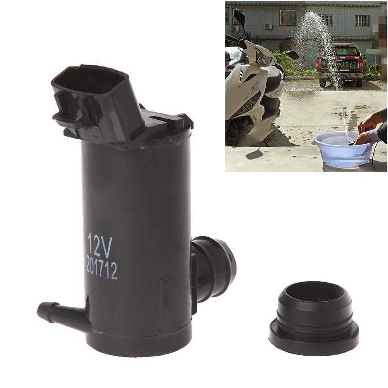 High Pressure 12V 3.7A Water Pump Washer Car Glass High Power Wash Washing Pump ...