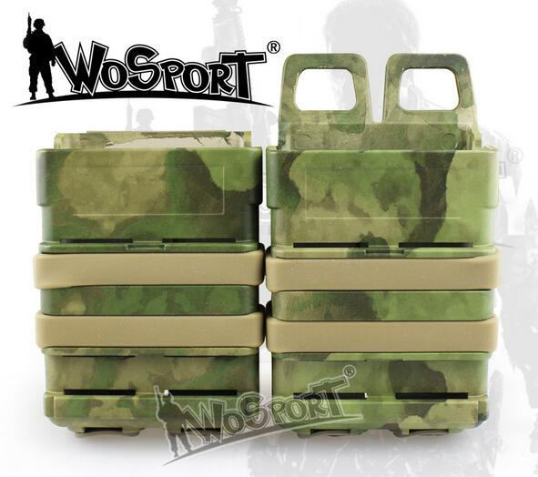 WoSporT FAST MAG Tactical Vest Accessory Box Pouch Outdoor Middle Size Many Colors Box
