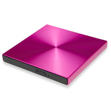 USB3.0 DVD Burner External DVD Reader CD-ROM Player Optical Drive For MAC OS/MacBook/Apple laptop/WIN 10/8/7/XP/linux Notebook