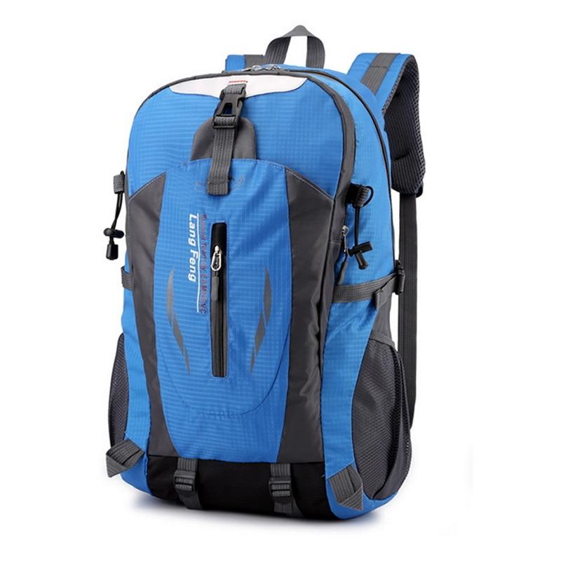 NIBESSER Male Backpacks Hand-Bag Travel Mochila Masculina -N