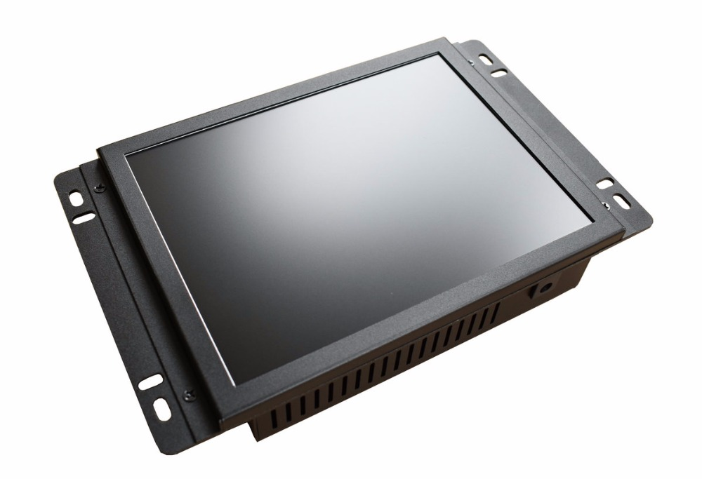 KTV804 compatible LCD display general 9 inch for CNC machine replace old RGB MDA EGA CGA industrial CRT monitor цена
