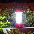 Dinamo recarregável yage 3356 luz portátil levou lanterna de acampamento portátil luz de acampamento portátil para exploração/emergência/pesca