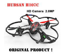 Hubsan H107C X4 HD Camera Version Upgraded 2.4G 4CH RC Quadcopter Drone with 2MP Camera RTF