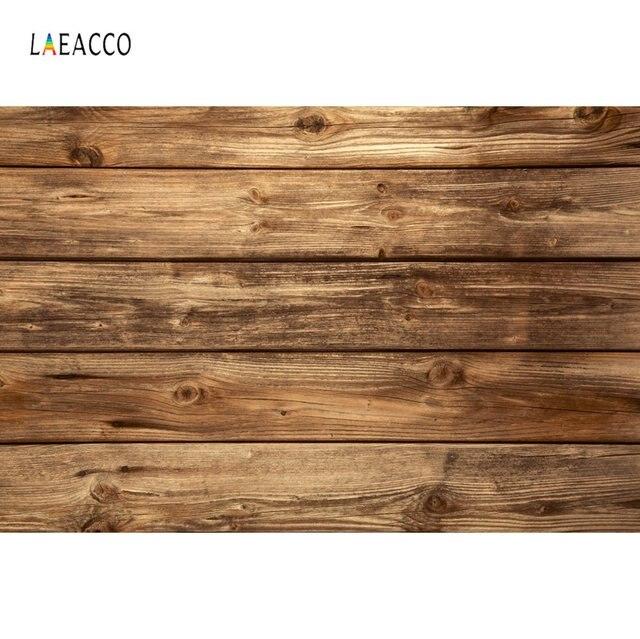 Laeacco деревянные доски Доска Текстура винил дерево для новорожденных Фото фоны для фотосессия Фотостудия