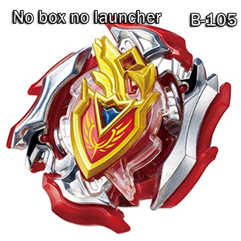 New Beyblade Brust GT Metal Fusion God Spinning Toupie Poignée Lanceur Jouets