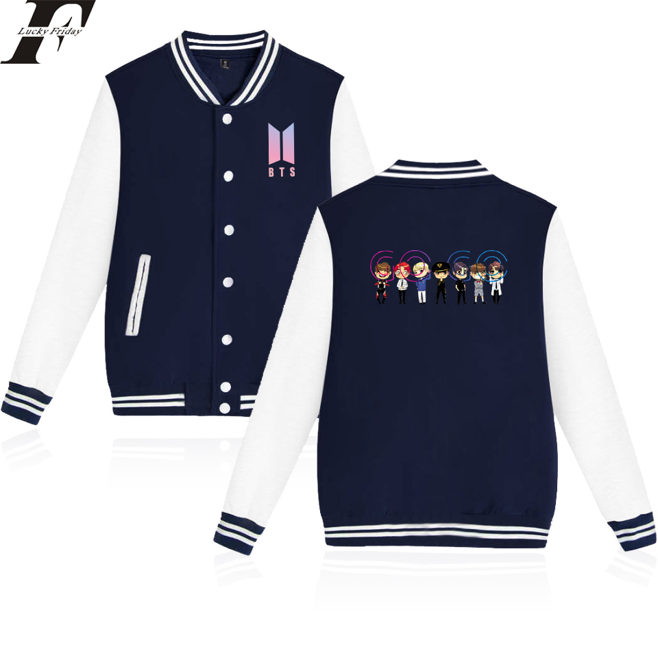 027b1fc2f8d3b LUCKYFRIDAYF BTS GOGO Autumn Anime Funny Jacket Women Men Long Casual  Spring Popular Jacket Winter Sexy Jacket Casual Plus Size-in Basic Jackets  from ...