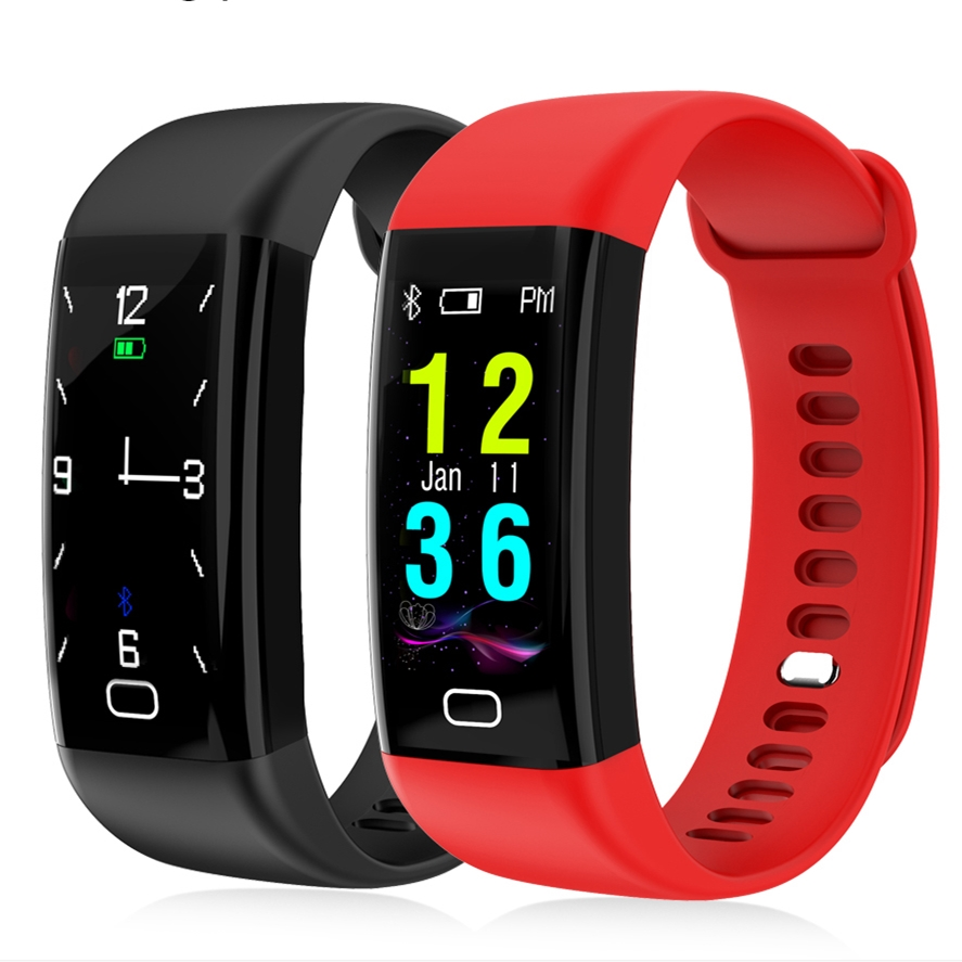 Smart Bracelet Bluetooth Sport Smart Watch with Heart Rate Monitoring Android iOS Heart Rate Monitor Waterproof Calories records цена и фото
