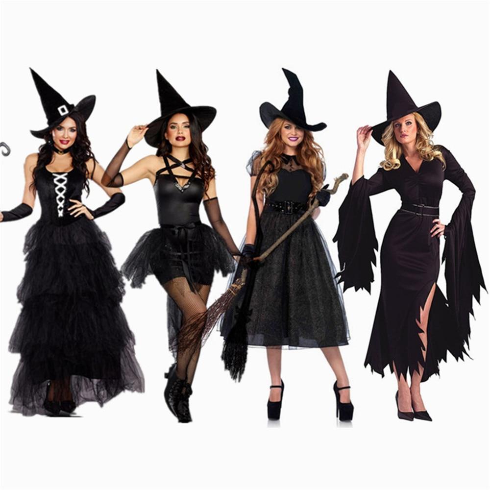 Carnavalskleding Goedkoop Dames.Bangletangle Kopen Goedkoop Halloween Sexy Heks Kostuums Volwassen