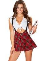 DearLover Sexy Study Partner Schoolgirl Costume LC8872 Sexy Schoolgirl Uniform Cosplay Suits Adult Cosplay Lingerie Role