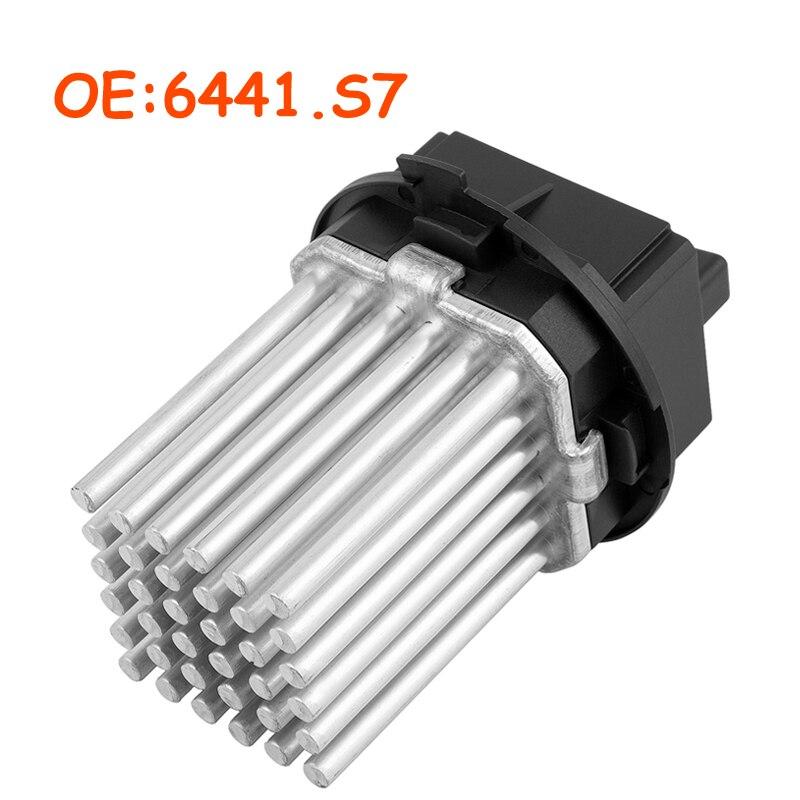 Resistance commande de chauffage ventilation C3 C4 C5 C6 DS3 307 =6441S7 6441.S7